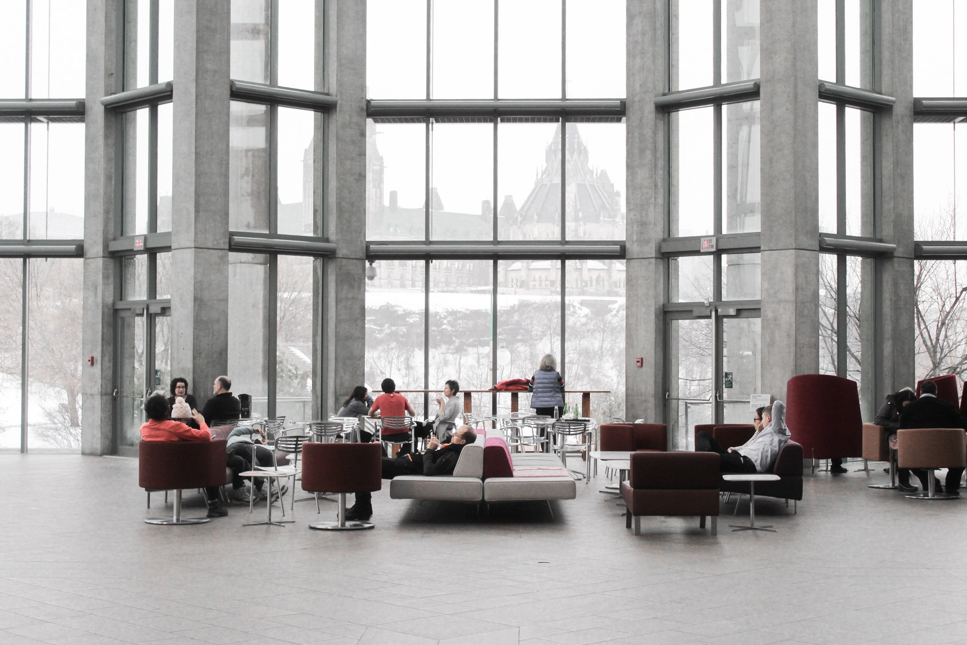 A Swanky Interior Design Can Do Wonders for Your Business