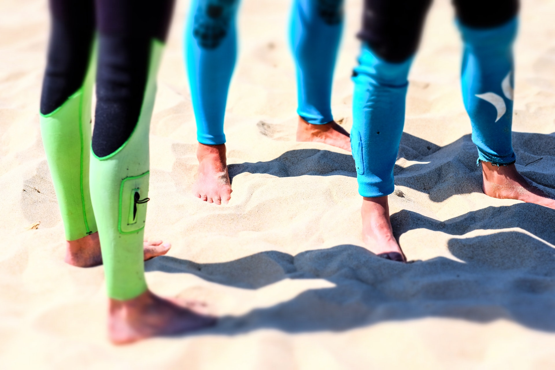 Finding the Right Women's Summer Wetsuits